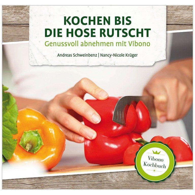 """Buch """"Kochen bis die Hose rutscht"""""""