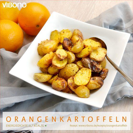Orangenkartoffeln