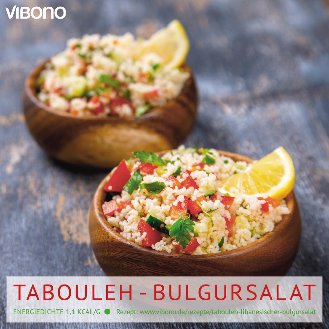 Tabouleh – Libanesischer Bulgursalat