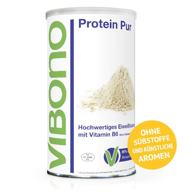 Vibono Protein Pur MHD 01/2021