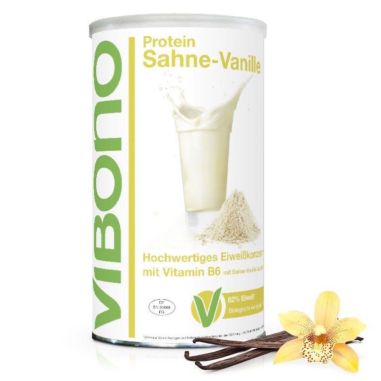 Vibono Sahne-Vanille
