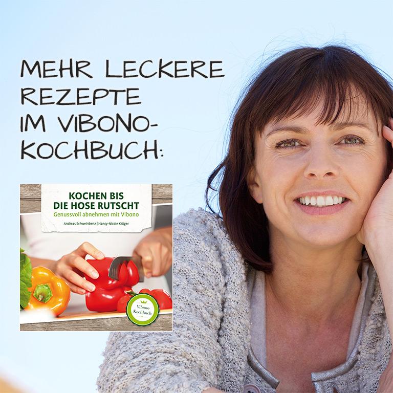 Tipp: Das Vibono-Kochbuch