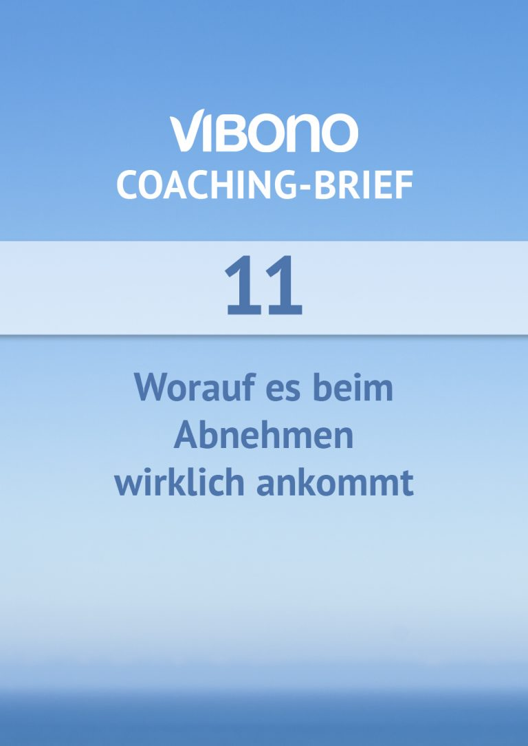 Coaching-Brief Nr. 11