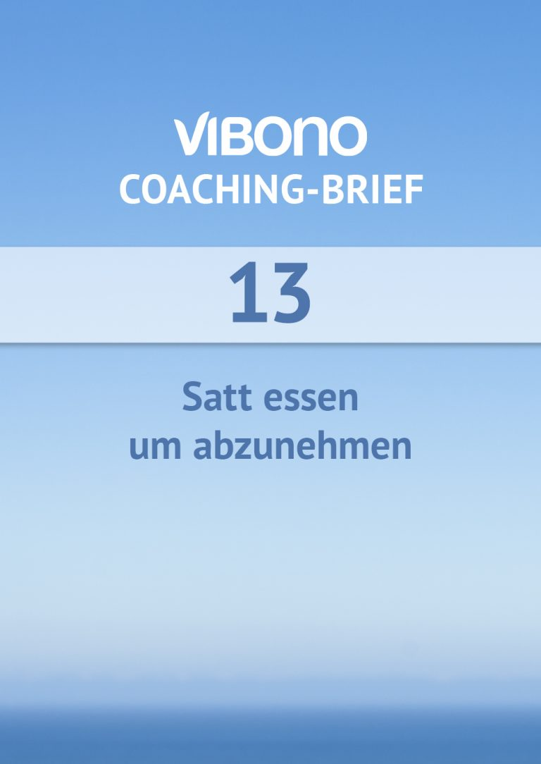 Coaching-Brief Nr. 13