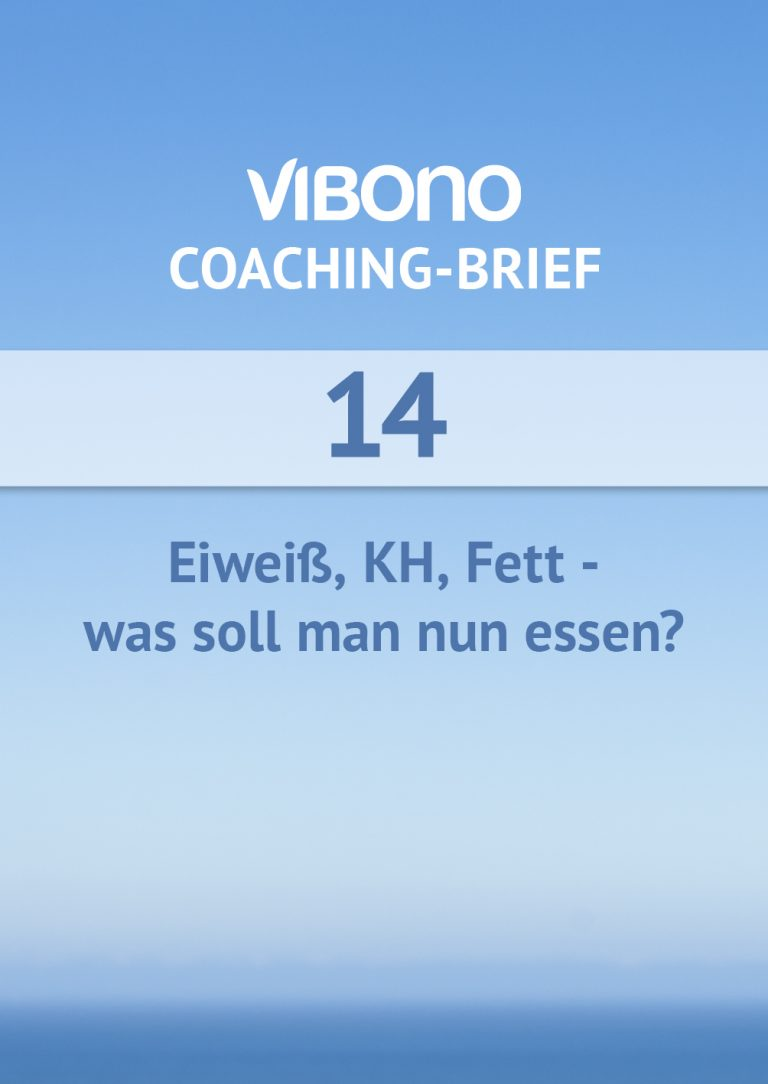 Coaching-Brief Nr. 14