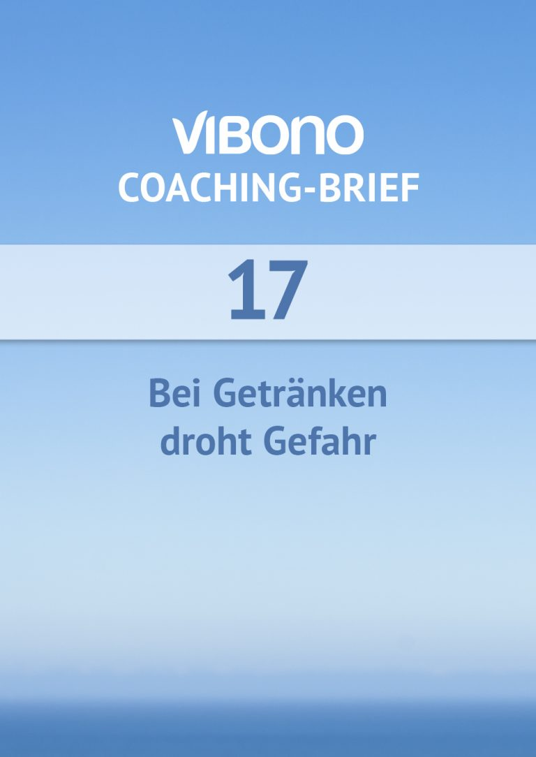 Coaching-Brief Nr. 17