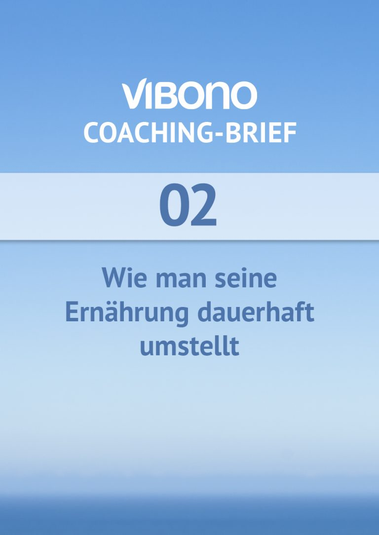 Coaching-Brief Nr. 2