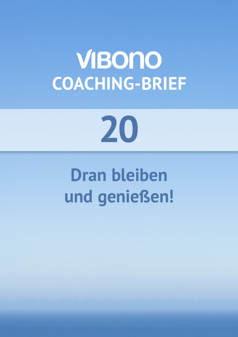 Coaching-Brief Nr. 20