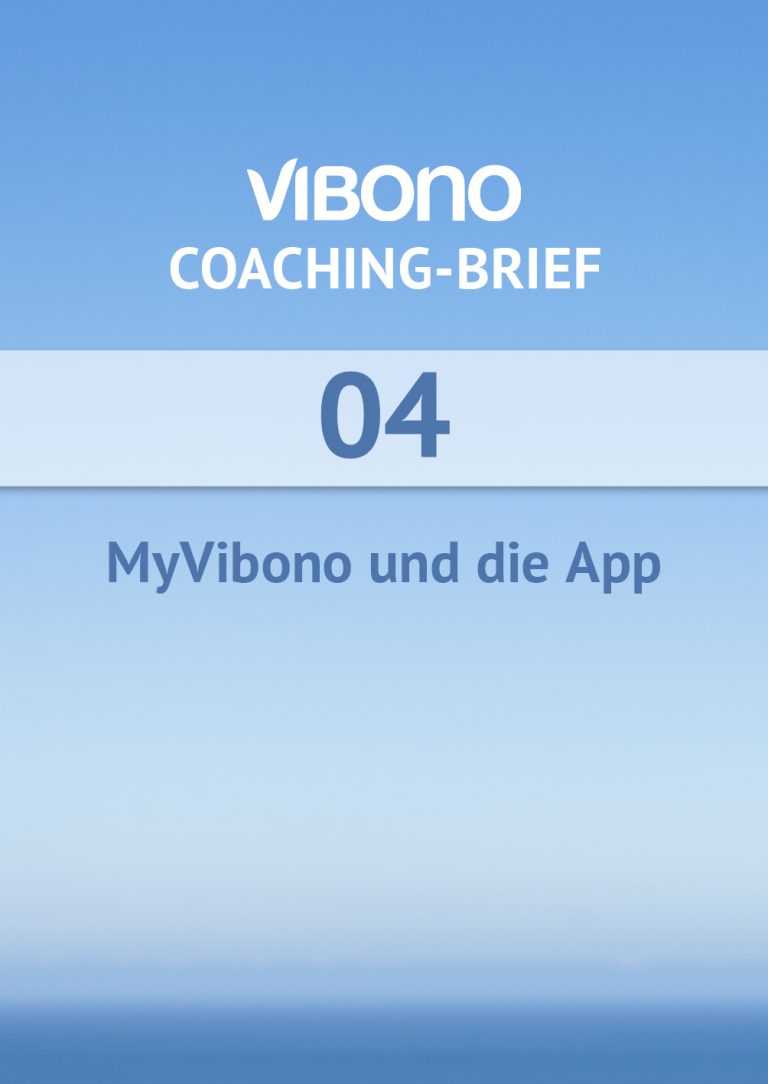 Coaching-Brief Nr. 4