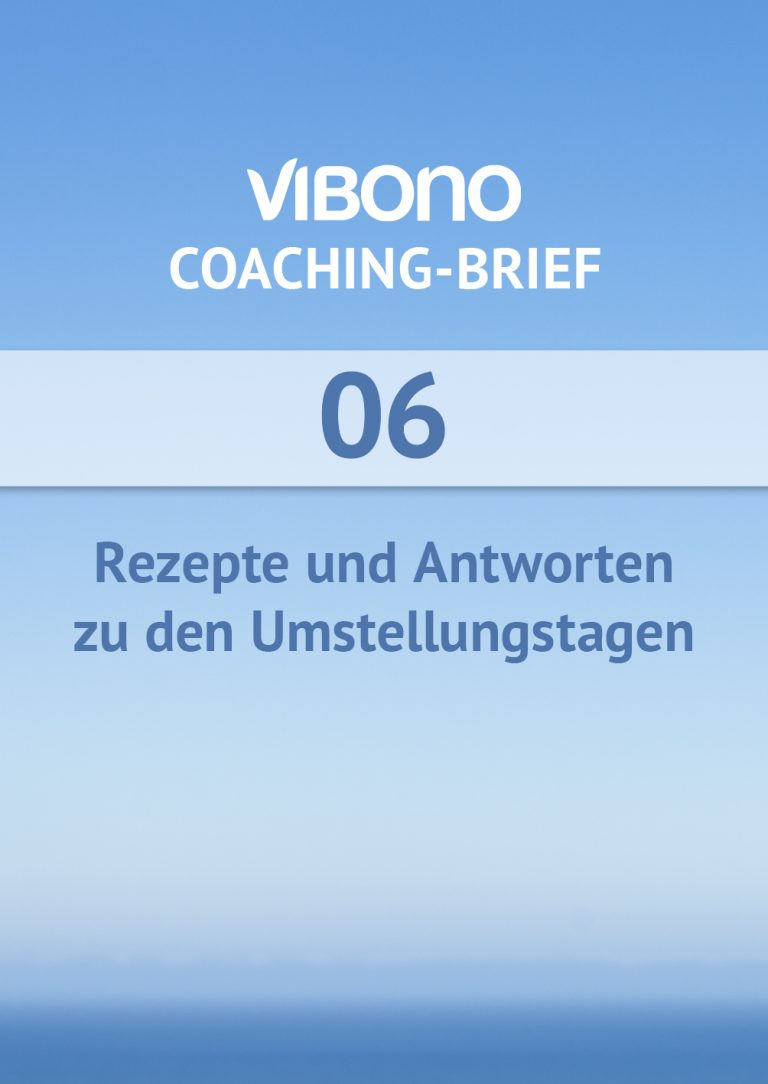 Coaching-Brief Nr. 6