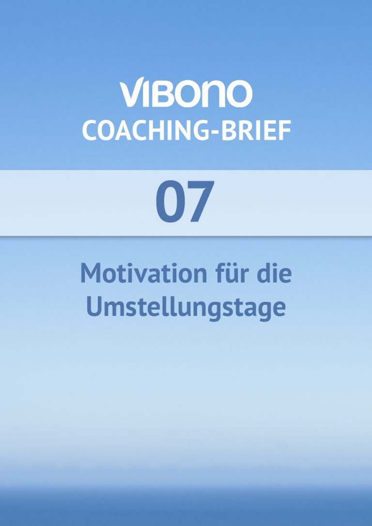 Coaching-Brief Nr. 7