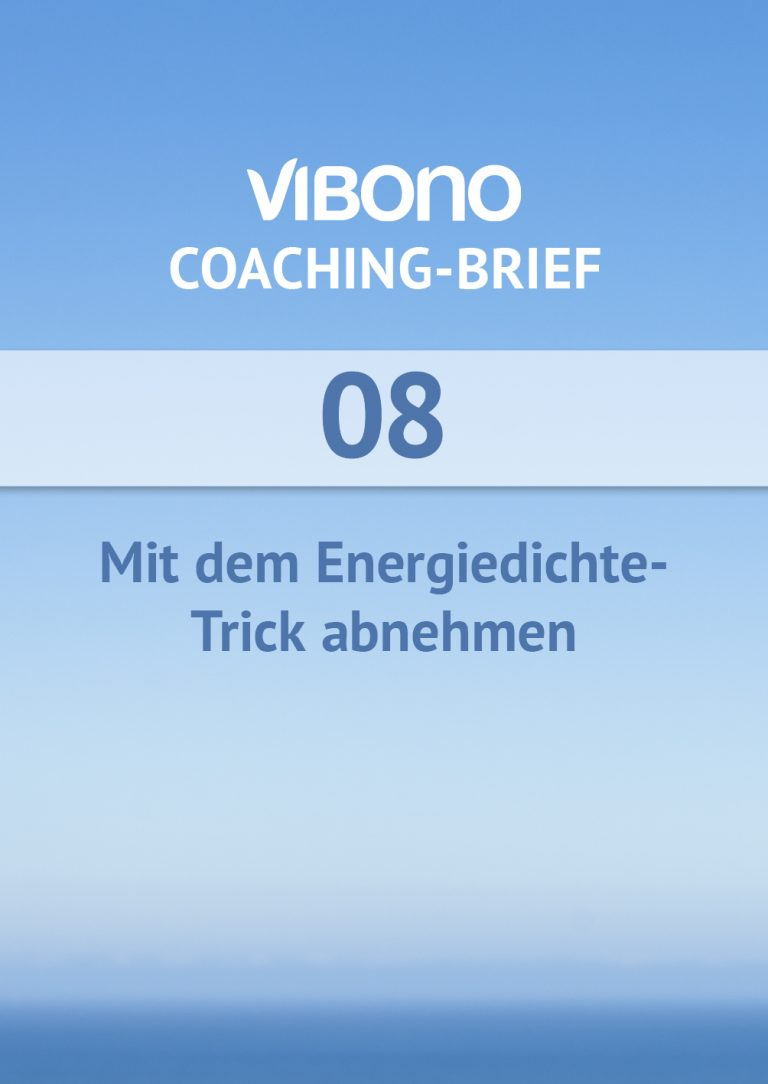 Coaching-Brief Nr. 8