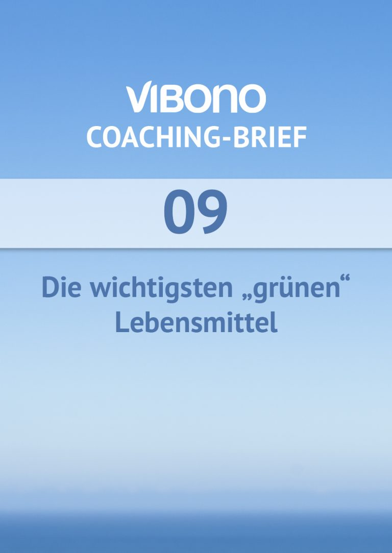 Coaching-Brief Nr. 9