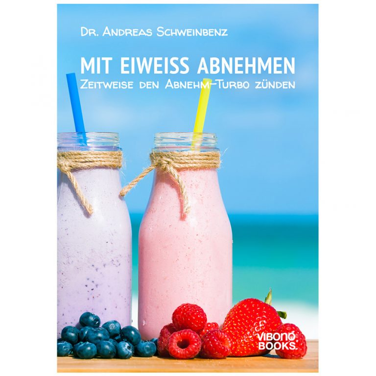 "E-Book ""Mit Eiweiß abnehmen"""