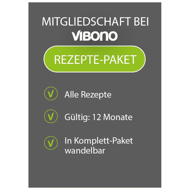 Rezepte-Paket (Mitgliedschaft)