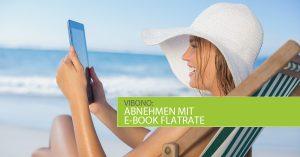 Abnehmen mit E-Book Flatrate