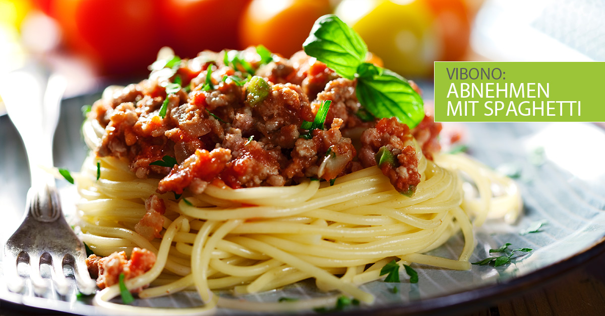 Diese Spaghetti Bolognese machen schlank