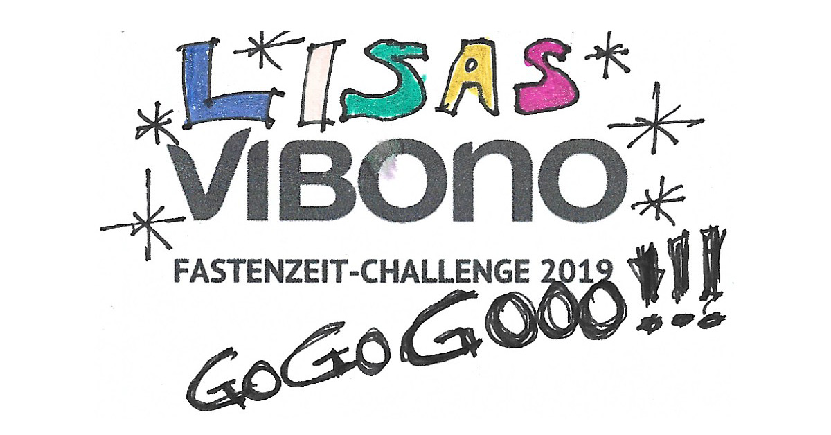 Lisas Fastenzeit-Challenge nach 7 Tagen