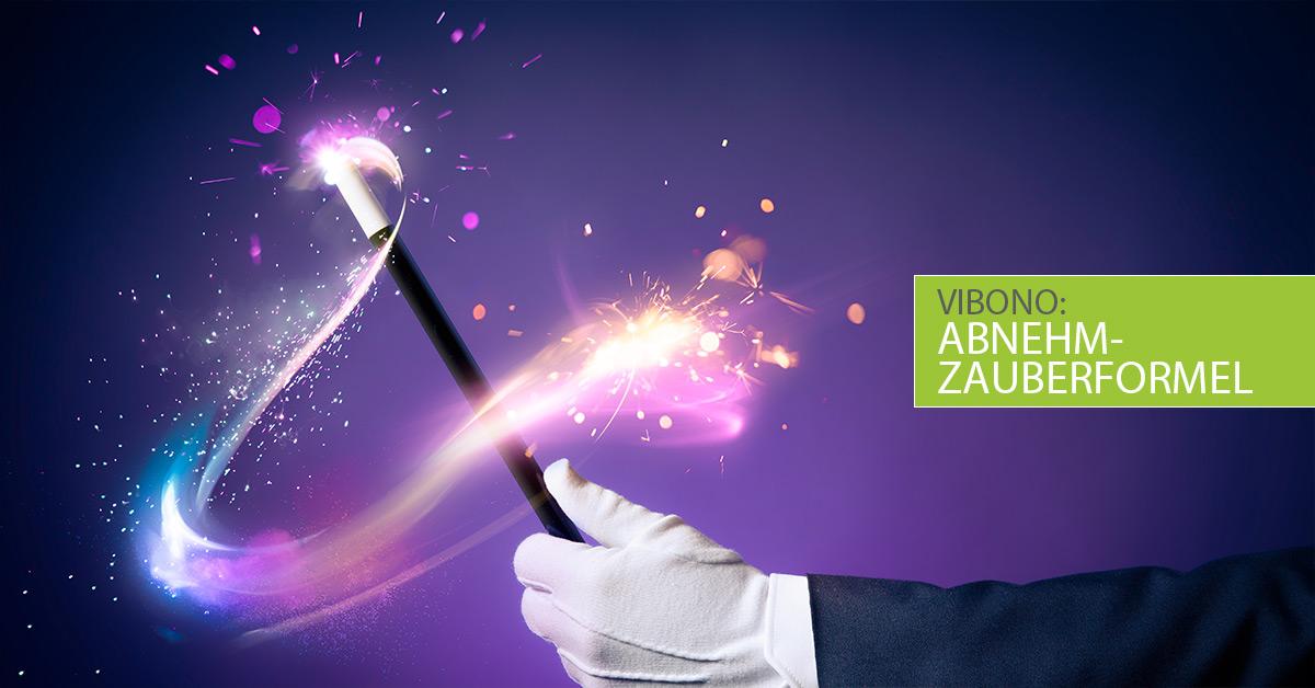 Abnehm-Zauberformel