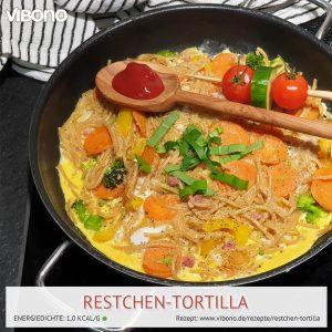 Restchen-Tortilla