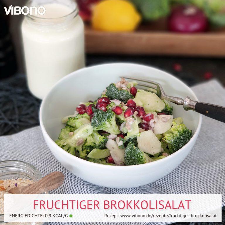 Fruchtiger Brokkolisalat