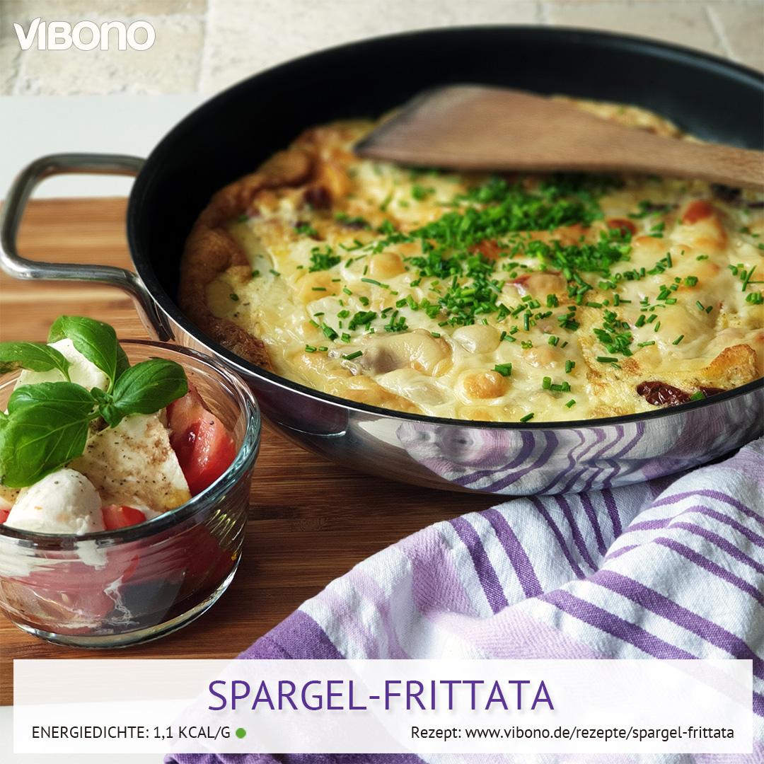 Spargel-Frittata