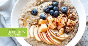 Frühstücks-Routinen
