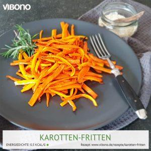 Karotten-Fritten
