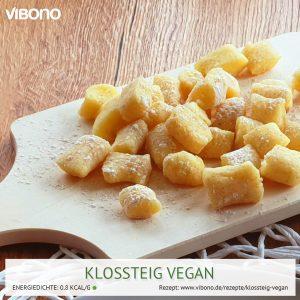 Kloßteig vegan