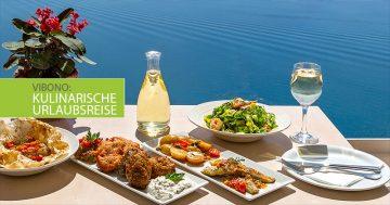 Kulinarische Urlaubsreise