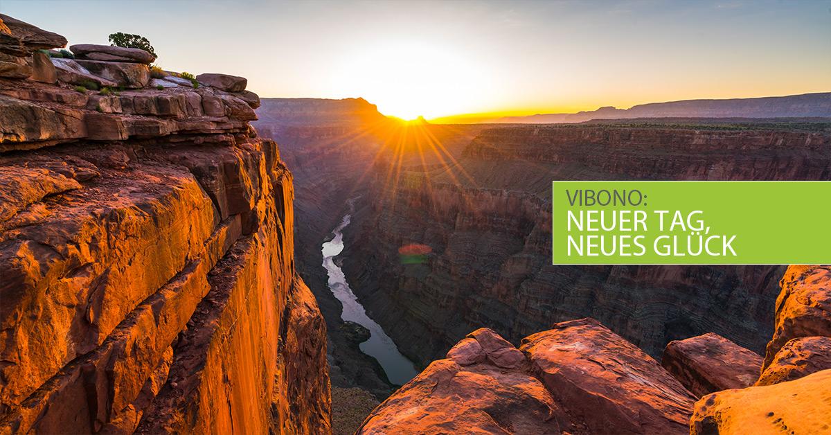 Neuer Tag, neues Glück