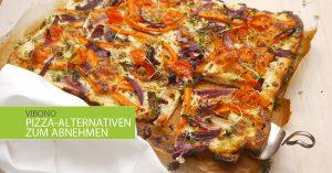 Abnehmtaugliche Pizza-Varianten