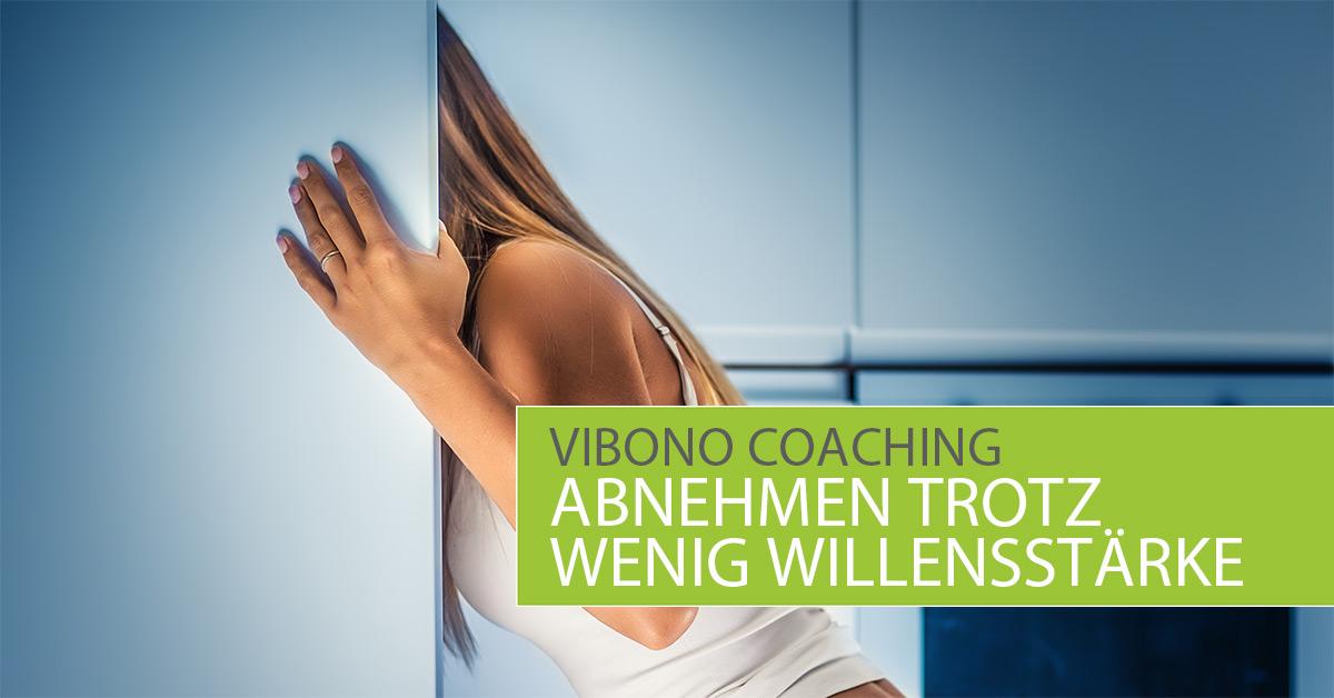 Abnehm-Coaching – Abnehmen trotz wenig Willensstärke