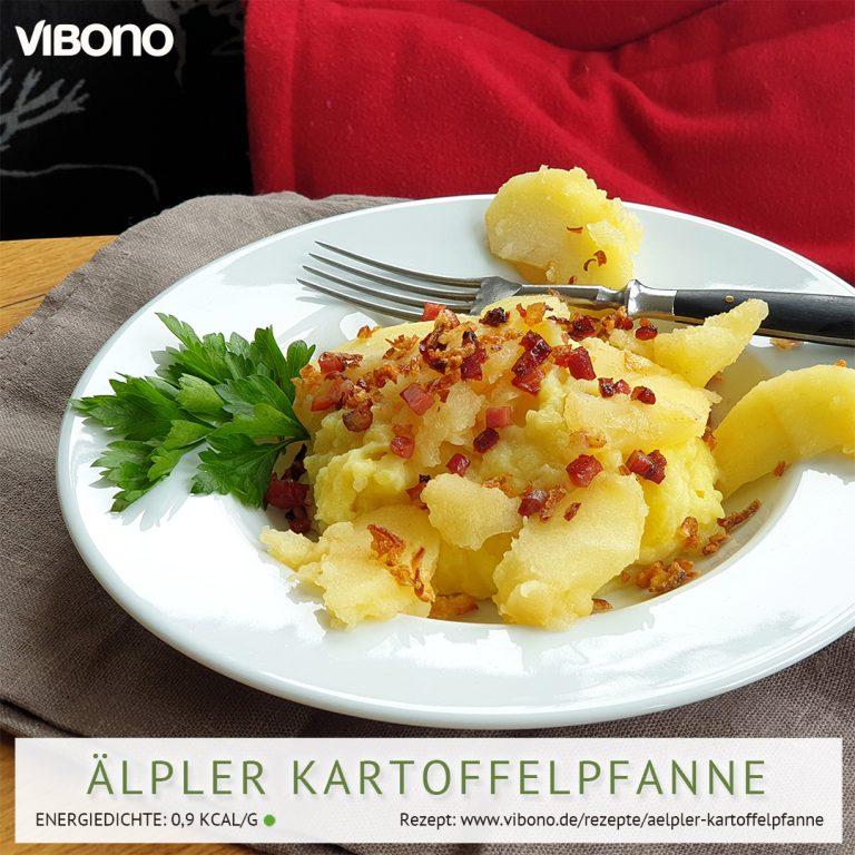 Älpler Kartoffelpfanne