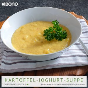 Kartoffel-Joghurt-Suppe