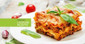 Lasagne-Rezepte zum Abnehmen