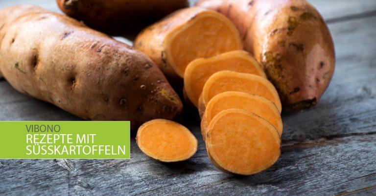 Süßkartoffel-Rezepte