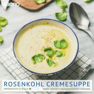 Rosenkohl Cremesuppe
