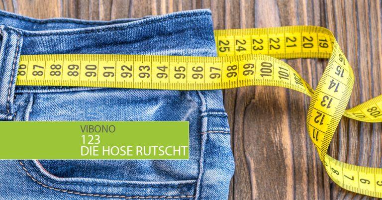 123 die Hose rutscht