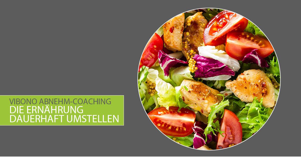 Abnehm-Coaching – Ernährungsumstellung
