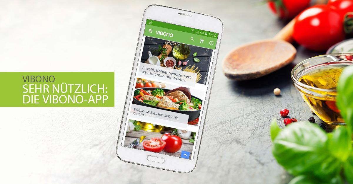 Tipps zur Vibono-App