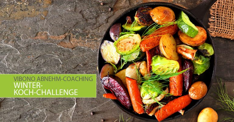 Abnehm-Coaching – Winter-Kochchallenge