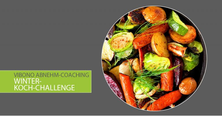 Abnehm-Coaching – Winter-Koch-Challenge