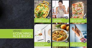 6 Abnehm-Coachings als E-Books