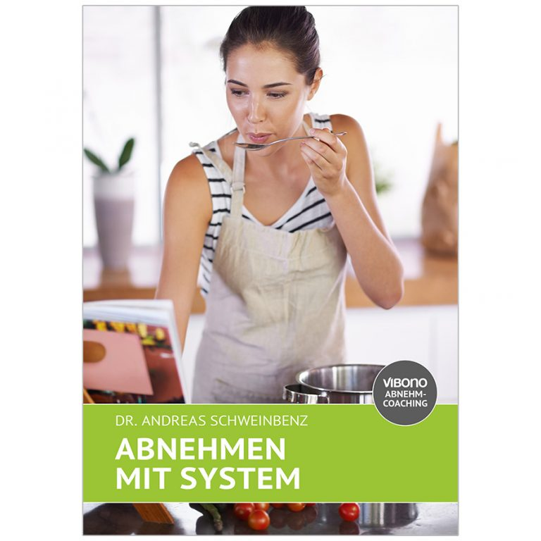 "E-Book ""Abnehmen mit System"""