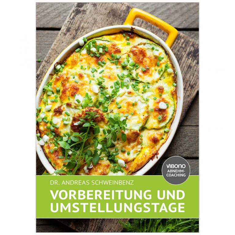 """E-Book """"Vorbereitung und Umstellungstage"""""""