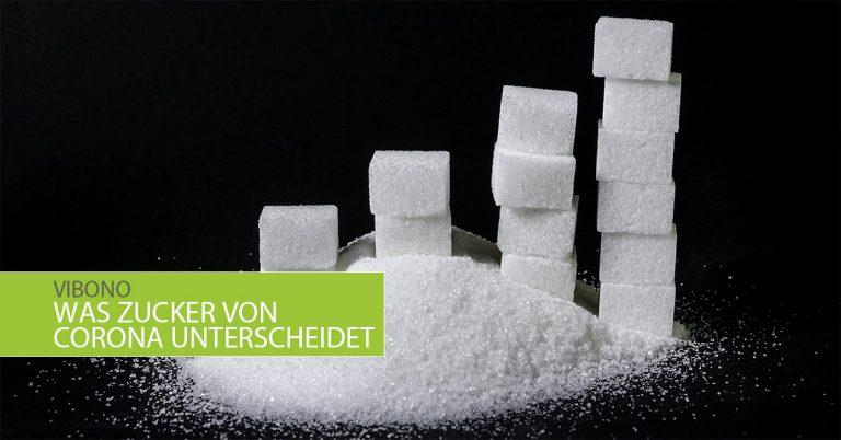 Was Zucker von Corona unterscheidet