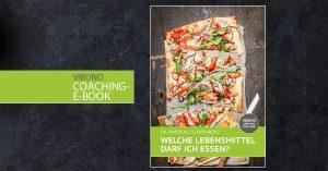 Coaching-eBook Lebensmittel