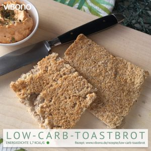 Low-Carb Toastbrot