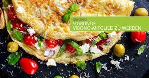 9 Gründe Vibono-Mitglied zu werden